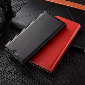 Huawei Ehre 10x lite max 10i 20 pro 20i 20s 30 plus 30s ölwachs muster leder telefon case für note 10 holster zelletui