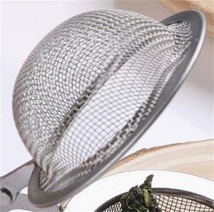 Tè infusore 304 Sfera in acciaio inox Sphere a maglia Tè Setaccio Caffè Erbica Spice Filtro Diffusore Maniglia Tè Ball Top Quality 315 S2