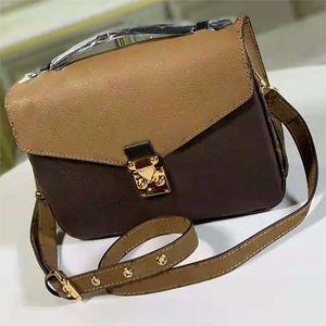 Pochette Metis handbag 2021 luxurys designers bags women messenger bag Top quality Pu leather elegant shoulder bags crossbody shopping bags tote