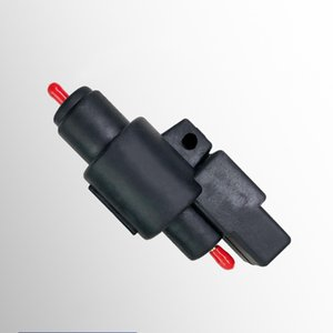 12V   24V Fuel Pump Cover 132mm Air Diesel Black Cover For 2000W 5000W Fuel Heater