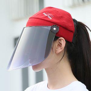 Новое летнее солнце UPF50 + солнцезащитный крем HAST USPOP Professional Anti UV Rays Hats PC Lens Hat
