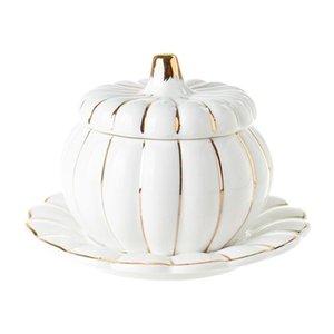 Mugs 1 Set Ceramic Soup Bowl Plate Unique Cup Dish Kitchen Supplies (White)