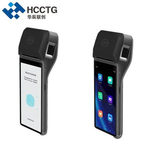 Printers Android 10.0 High Quality Handheld 4G Eft Terminal With Printer Barcode Scanner (Z300)