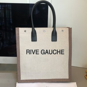 Shopper Tote Bag Handbag Canvas Beach Bags Fashion Large Capacity High Quality Women Shoulder Handbags Purse Lady Totes Free Ship