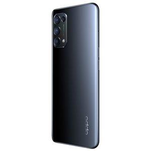 Original Oppo Reno5 K 5G Mobile Phone 8GB RAM 128GB ROM Snapdragon 750G Octa Core 64.0MP AI 4300mAh Android 6.43 inches Full Screen Fingerprint ID Face Smart Cellphone