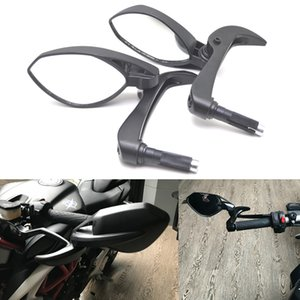 """Motorcycle mirror 7 8"""" 22mm moto handlebar end side rearview mirror For MV AGUSTA F3 675 F4 1000 Rivale 800 Stradale800"""