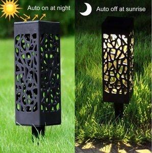 Under Ground Light Warm White LED Solar Lantern Yard Lawn Christmas Waterproof Outdoor Path Way Garden Lamp