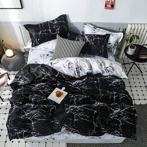 Высококачественные многокомнатные размеры 3шт кроватей Home Textile Bedging Coollet Плоская листа Подоцветные Крышки Наборы Шелковые Хлопковые простыни 200 * 200см
