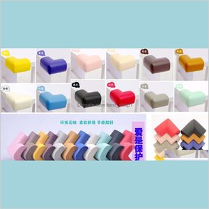 Colorful Baby Care Safety Corner Children Accessorie  Desk Edge Angle Protection Pad Anticollision Stop Door  Kids Ma 2Fqlg