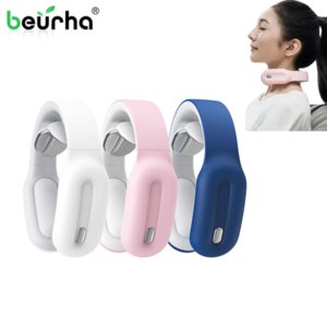 Smart Electric Neck and Shoulder MassagerLow Frequency Magnetic TherapyRelief Relaxation Vertebra Physiotherapy Relief PainRab