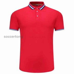 #T2022000772 Polo 2021 2022 High Quality Quick Drying T-shirt Can BE Customized With Printed Number Name And Soccer Pattern CM