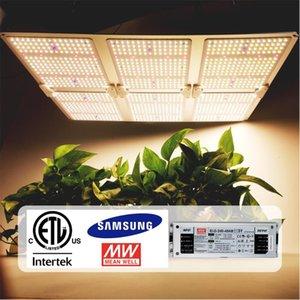 Samsung LED Grow Light Lm301H Lm301B Full Spectrum UV IR 110W 220W 300W 450W 640W For Indoor Plants Hydroponics Phytolamp Lights
