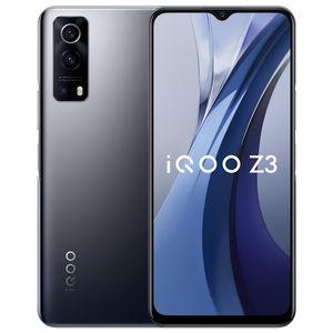 Original Vivo iQOO Z3 5G Mobile Phone 8GB RAM 128GB 256GB ROM Snapdragon 768G Octa Core Android 6.58