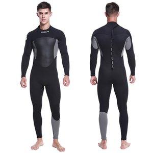 Nuevo traje de buceo de 1.5 mm para hombres, pantalones cálidos de manga larga, traje de surf, traje de buceo, traje de medusas.