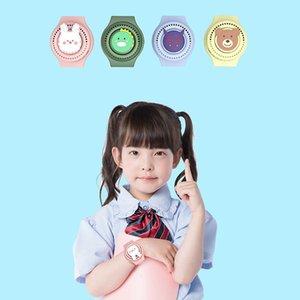 Культурный творческий подарок для студентов и детей USB Аккумуляторные часы Вентилятор