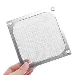 Metal Dustproof Mesh Dust Filter Net Guard 12 9 8cm For Computer Case Cooler Fan Fans & Coolings