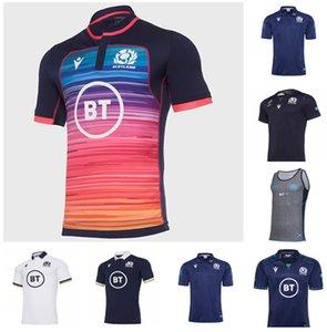 20 21 Шотландская хорошая рубашка регби 2022 Главная и выезд Уэлсский Размер S-5XL Шотландские Рубашки Mailot CamiSeta Maglia Высокое качество