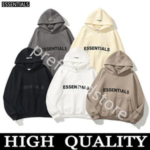 2021 Essentiels chauds Sweats à capuche pour femmes Mens Streetwear pull-shirt Sweatshirts Love Sweats Hoodies Lovers