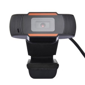 웹캠 웹캠 720P 풀 HD 웹 카메라 내장 마이크로폰 회전식 USB 플러그 캠 PC 컴퓨터 노트북 데스크탑