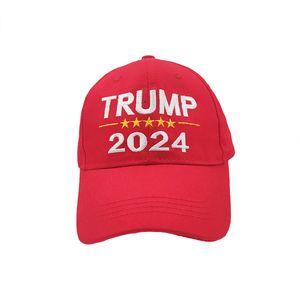 2024 Trump Hat Presidential Election Letters Printed Baseball Caps For Men Sport Adjustable Trump USA Hip Hop Peak Cap Head Wear ottie 60 Z2