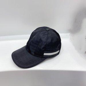 2021 Designer Chapeaux de luxe Hommes Femmes Caps Caps Snapbacks Dad Hats Casquette Mode Cap Cappelli Firmati F-0015
