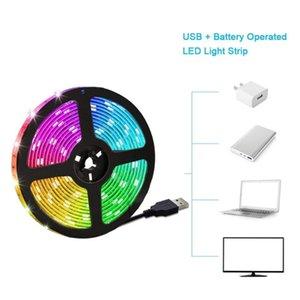 LED Strip Gadget Light RGB 2835 Flexible Diode Tape Room Festival KTV Party Home Decoration Lamp
