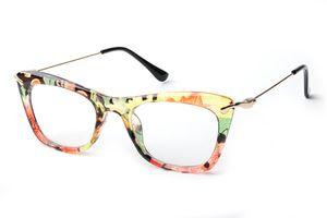 Oculos Brand Glass Frame Vintage Eye Armacao Clear Lens Eyewear Eyeglasses Gafas Reading LONSY De Optical Glasses Grau Drjnk