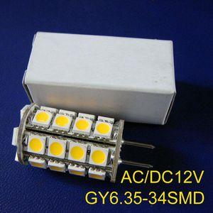 Bulbs High Quality GY6.35 Led Light AC DC12V Lamps,12V G6.35 Bulbs( 20pcs lot)