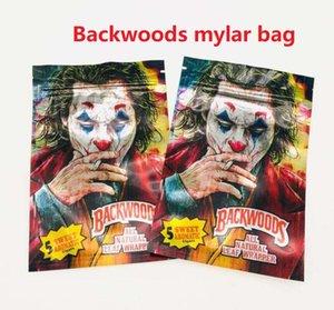 420 Dry Herb Flower Packaging Trufflez White Runtz Backwoods Mylar Bag Joker Gorilla Glue 3.5g smellproof bags