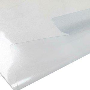 """PVC Matte Desk Bureau Chair de bureau Tapis de plancher pour planchers de bois dur 48 """"x 36"""""""