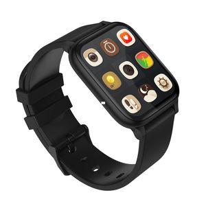 Ноль M-ноль браслеты 1,7 дюйма с сенсорным экраном Smart Watch Reade Contring Monitoring кровяное давление IP67 Водонепроницаемая фитнес-трек Смассит