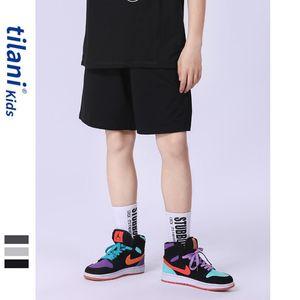 2021 summer baby boys designer shorts European style kids letter printed sport middle pants children cartoon Camo printed short pants S1200