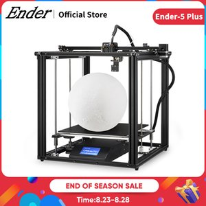 3D Printer Ender-5 Plus Dual Z-Axis Brand Power Large Printing Size BL Touch Levelling Resume Print Filament Sensor Ceality 3D