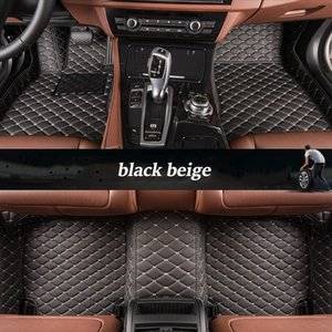 leather car floor mats for Chevrolet Enjoy EPICA Camaro Aveo Cruze Captiva TRAX LOVA SAIL auto accessories car styling