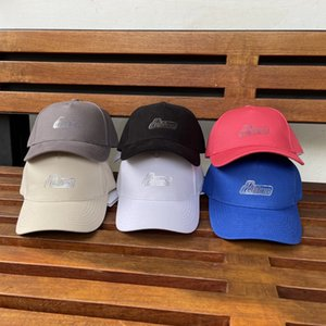 2021 We11done Reflective Letters Baseball Cap Hard Top Cotton Hat Spring and Summer Designer High-end Tide Caps for Men Women Couples Hats