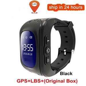 Anti Lost Kids Smart Child Tracker SOS Monitor Positioning Phone GPS Baby Watch IOS Android s9