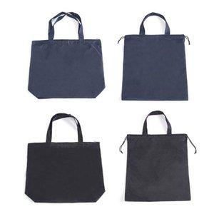 Storage Bags E8FE Reusable Foldable Handbag Eco Shopping Bag Grocery Pouch Tote Shoulder Pocket Travel