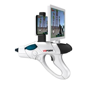 Ar Bluetooth game toys pistol A9 gun augmented reality mobile phone handle sports sense shooting