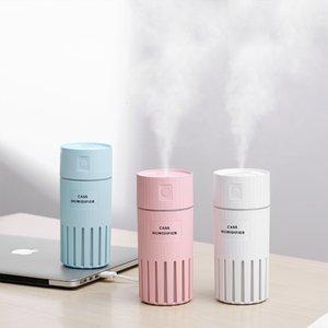 Ultrasonic Air Humidifier USB Aroma Essential Oil Diffuser LEDlight fan 3 in 1 Mini Bedroom Car Aromatherapy Humificador Difusor