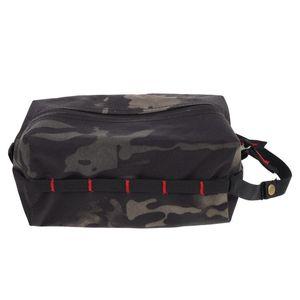 Tissue Boxes & Napkins 1PC Zipper Napkin Bag Simple Style Pouch Portable