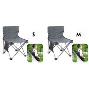 Chaise durable en plein air pour Camping Pêche Beach Loisirs Pique-nique BBQ BBQ PLIENT PLAIS PLIANT ACCESSOIRES PORTABLES