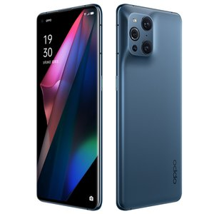 Original Oppo Find X3 Pro 5G Mobile Phone 12GB RAM 256GB ROM Snapdragon 888 50MP 4500mAh Android 6.7 inch AMOLED Full Screen Fingerprint ID Face IP68 Smart Cellphone
