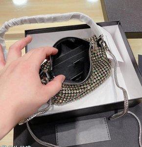 Вечерний дизайнер Buling Wang ужин мисс Bling Bag Diamond Blear Blitter Grinestone сумки партии блестящие леди сумка женщины