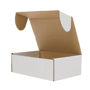 "Waco 50pcs 홈 크래프트, 선물 포장 포장 상자 뚜껑 골 판지 상자, 6x4x2와 빈 카톤 종이 상자 """