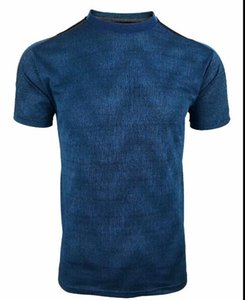 Camisa dos homens 2021 Jerseys de futebol adulto Running T-shirt T-shirt Treino Roupas Low-Elastic Secagem Rápida Perspiração Catiática Cadeia
