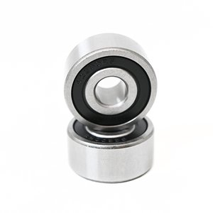 10PCS non-standard widened series chrome steel deep groove ball bearing 10mm*30mm*14mm 62200-2RS