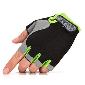 Gloves mesh mountaineering summer outdoor cycling fitness exercise breathable