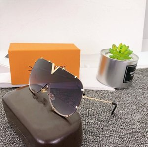 2021 luxury top quality sunglasses for men and women Universal classic fashion square frame summer designer wholesale high qualit