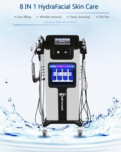 Beauty SPA Hydrafacial Machine Facial Dermabrasion Skin Resurfacing Hydrofacial Face Clean Treatment BIO Microcurrent Hydra Microdermabrasion