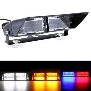 48W Viper S2 Super Bright Segnale LED LED LED AVVERTENZA Strobo Flash Luci di emergenza